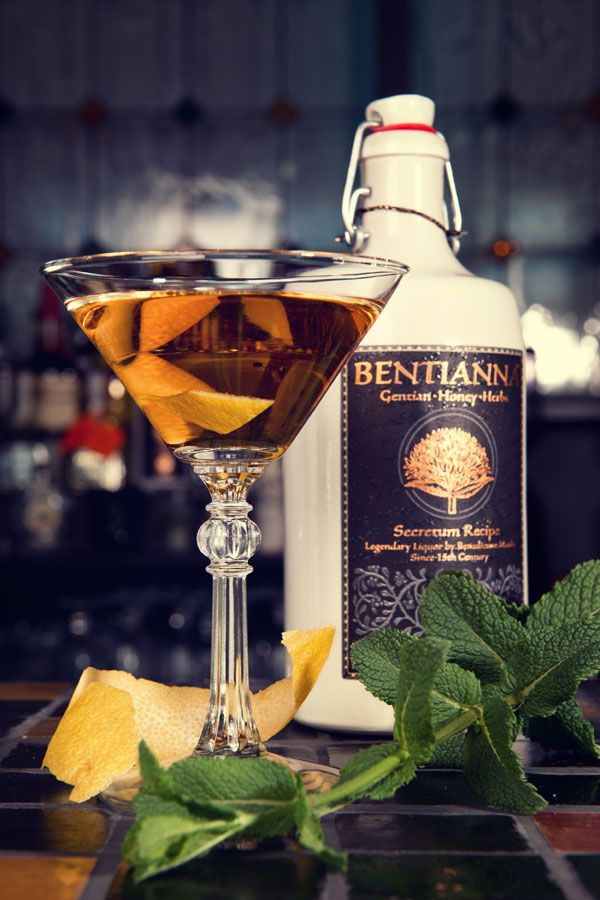BentiannaMartini -Drinks and Recipes
