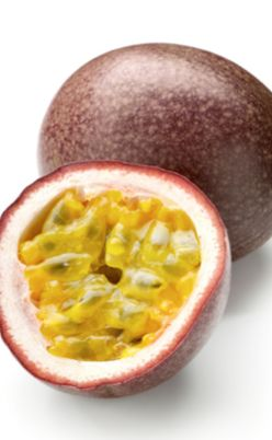 Delicious Passion Fruit from Lilian. Enter code 765 on www.natureandmore.com and learn more about the grower.