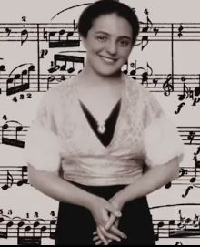 Alice Herz-Sommer, also known as Alice Sommer (26 November 1903 – 23 February 2014), was a Prague-born Jewish pianist, music teacher, and supercentenarian who survived Theresienstadt concentration camp. She lived for 40 years in Israel, before migrating to London in 1986, where she resided until her death, and at the age of 110 was the world's oldest known Holocaust survivor.