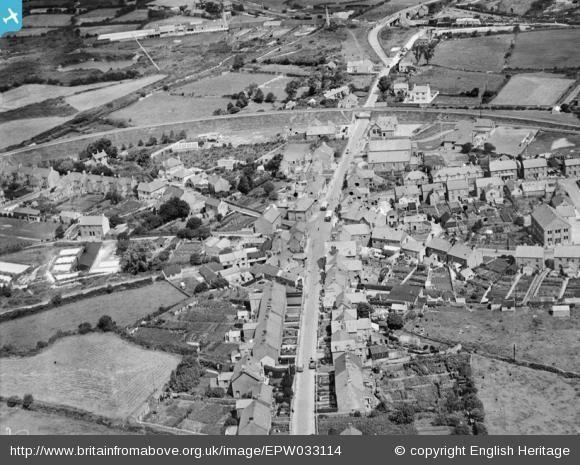 Bugle, Cornwall 1930