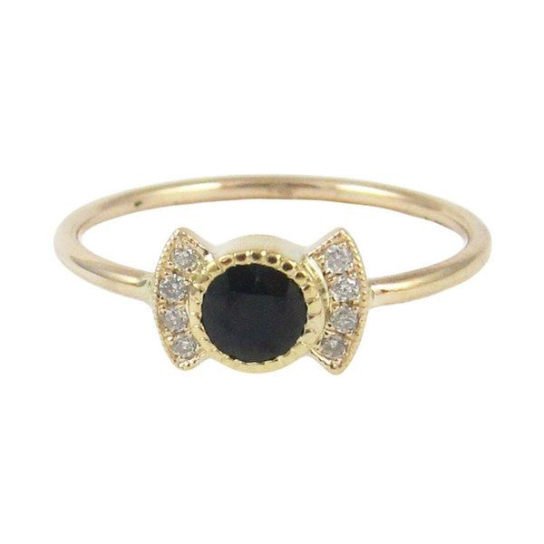 Jennie Kwon ring from Greenwich Jewelers, $835, greenwichjewelers.com.
