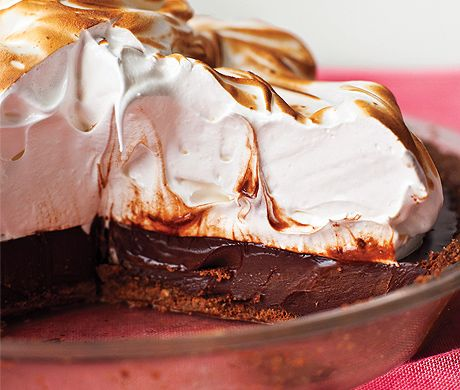 Chef Michael Laiskonis' Coffee S'mores Pie: Smore Feet, Desserts, Sweet, Coffee S More, Pies Recipes, Food, S More Pies, Coff S More, Coff Smore