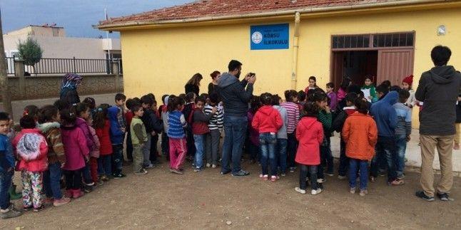 Mardin Kızıltepe Körsu İlkokulu – Yardım Duyurusu