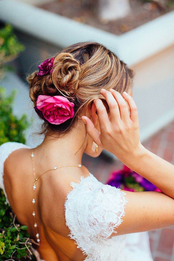 gorgeous updo | Snapmotive | Glamour & Grace