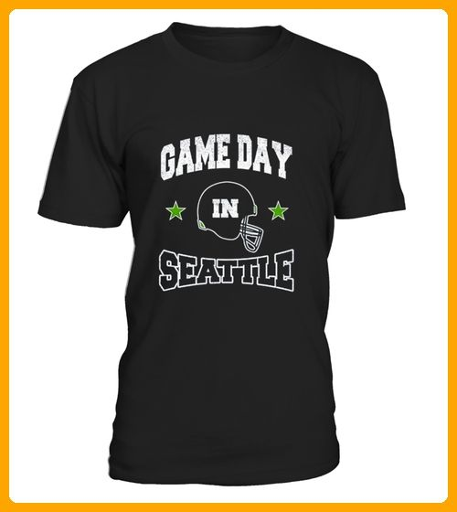 Game Day in Seattle Football - Foto shirts (*Partner-Link)