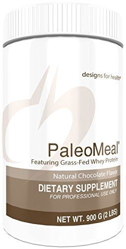 Designs for Health - PaleoMeal Chocolate Nutrient-Rich Powdered Meal Supplement, 900g //Price: $84.00 & FREE Shipping //     #hashtag1