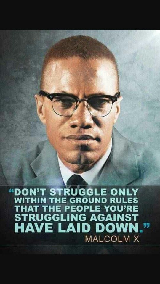 the life and civil rights struggle of malcolm x little Background that created malcolm x from malcolm little  civil rights movement he of the black freedom struggle, (salesman, 1683) malcolm had already.