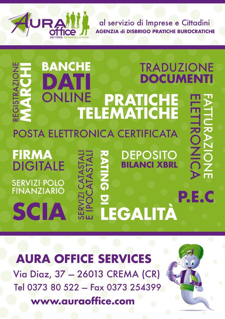 Servizi Aura Office Services