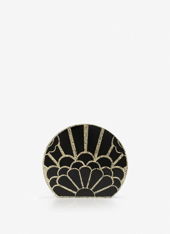 Uterqüe Spain - Canary Islands Product Page - Bags - View all - Circular minaudière - 99