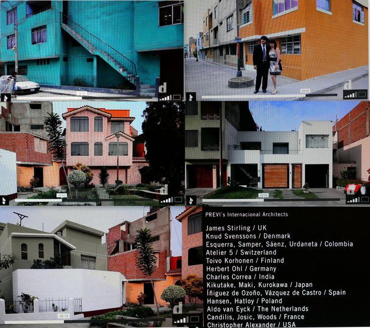 PREVI, la città informale progettata a Lima Città