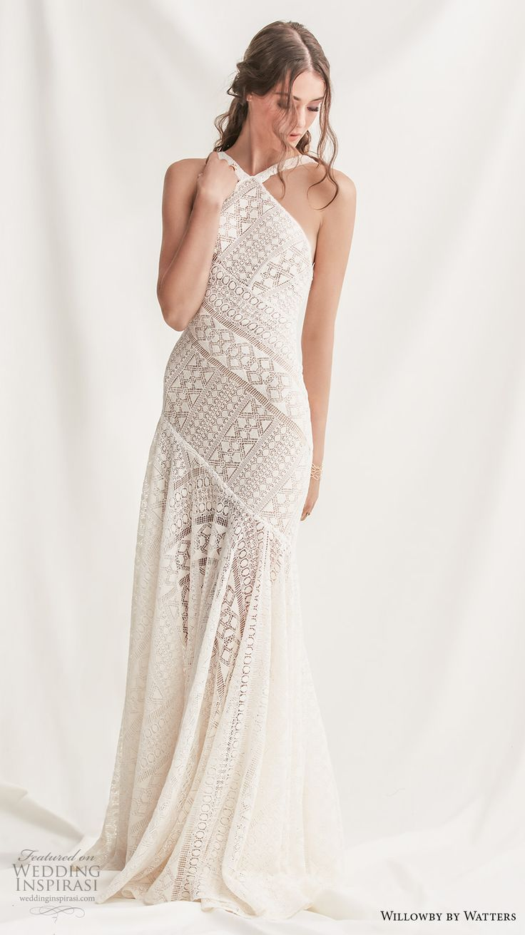 Willowby by watters spring wedding dresses in bikinis