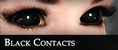 Halloween Contacts, Halloween Contact Lenses | Special Effect Contact Lenses | Halloween Contact Lens by ExtremeSFX