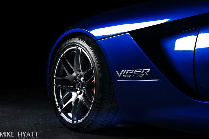 The SRT Viper