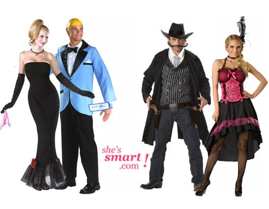 Creative Costume Ideas: Creative Couples Costumes For