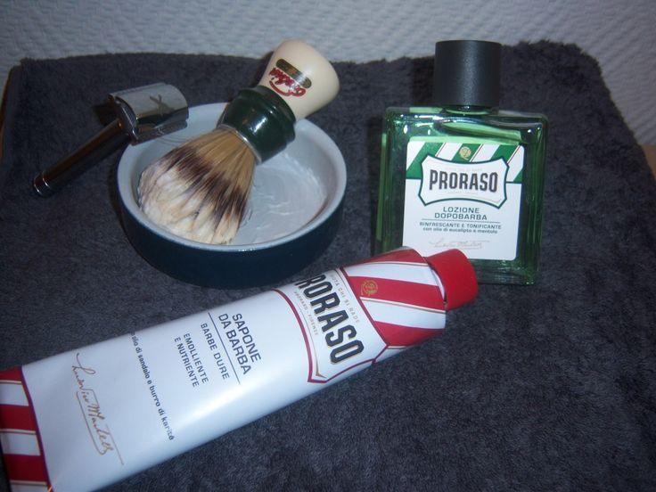 Tests et avis complets sur les soins de rasage Proraso ! Alors ? Mousse, savon ou crème à raser ? Découvrez nos meilleurs alliés pour se raser de près !