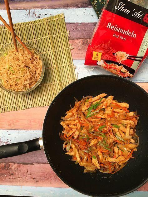 Hagymás csirke pirított rizstésztával - VIDEÓVAL! I Onion Chicken fried rice noodles - VIDEO!