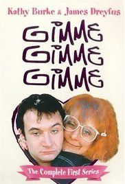 Watch Gimme Gimme Gimme Online. A sitcom about two dreamy roommates in London. Gay unemployed actor Tom Farrell, whose career is going nowhere, and Linda La Hughes, who is about as attractive as a centenary nun, yet has ...
