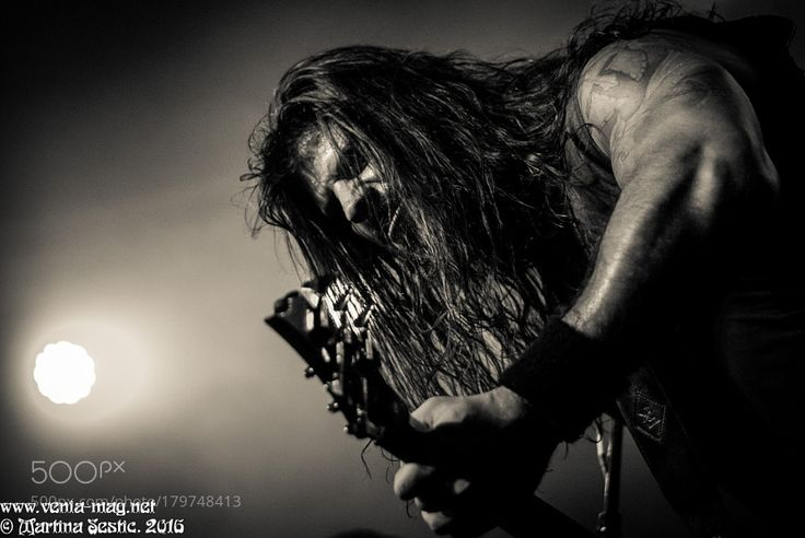 Vageliss Karzis /Rotting Christ/ by Rusalka6