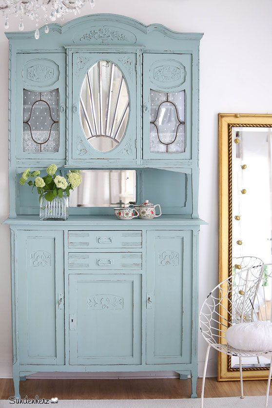 shabby chic kleiderschrank vintage m bel retro m bler pinterest shabby chic. Black Bedroom Furniture Sets. Home Design Ideas