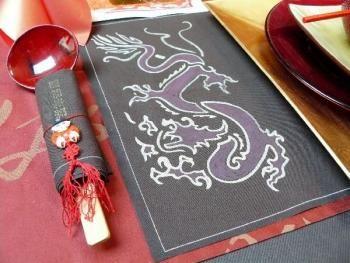 1000 images about loisirs cr atifs on pinterest - Set de table a faire soi meme ...