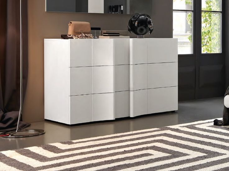 SMA Armonia stockist designer contemporary chest of drawers | Robinsons Beds