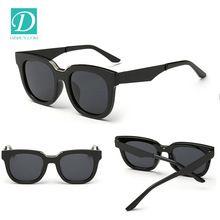 Alta Calidad Diseñador de la Marca gafas de Sol Polarizadas de Los Hombres gafas de Sol UV400 Proteger