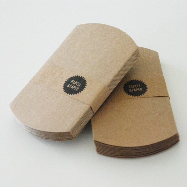 Image of Brown Kraft Pillow Boxes -- Set of 10 & 23 best Natural Kraft Gift Boxes images on Pinterest | Boxing ... Aboutintivar.Com