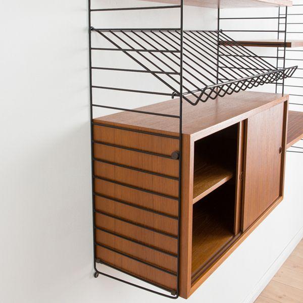 27 besten regalsysteme bilder auf pinterest wohnen. Black Bedroom Furniture Sets. Home Design Ideas