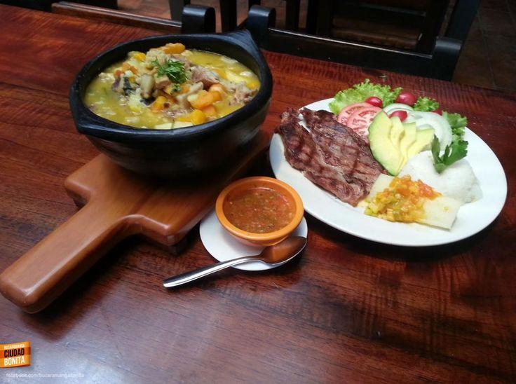 #CocinaBUC El plato insignia de Santander como solo la Abuelita lo sabe hacer. Gracias @cocinaabuela_co
