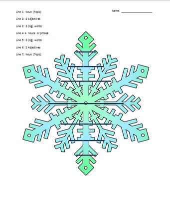 Write winter poems with these free templates and incorporate some technology with the help of Classroom Magic.