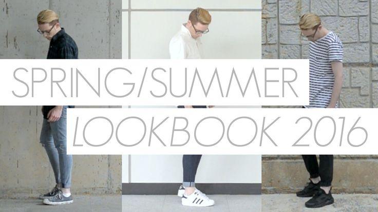 SPRING/SUMMER LOOKBOOK 2016 | Feat. Tomcherrybomb | ♦ JAMES CHRISTOPHER ♦