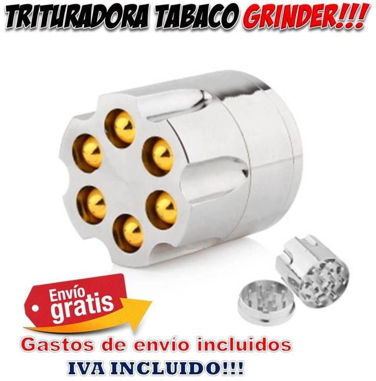 #trituradora #tabaco #maquina #regalos #originales #fumador #tienda #gadgets #amoladora #ofertas #compras #descuentos Máquina trituradora de tabaco de liar. Maquinas picadoras de tabaco Grinder con diseños originales. Venta trituradoras tabaco Grinder. http://www.yougamebay.com/es/product/maquina-trituradora-de-tabaco-picadora-grinder---tienda-regalos-fumador