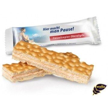 Wasa Sandwich personalizzato. Per info: http://bestpromotion.it/index.php/dolci-personalizzati/biscotti-personalizzati/sandwich-personalizzato.html