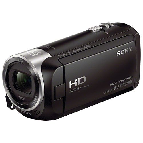 Video guest book handy cam  Sony HDR-CX405B HD Flash Memory Camcorder Bundle Model #: HDRCX405BKIT Web Code: 10360980   $299.99 at Best Buy