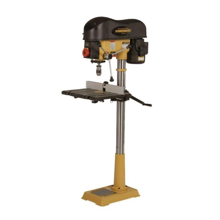 Powermatic PM2800B 1792800B Drill Press Review.