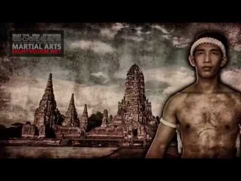 Muay Boran 2 Sweep and Takedown เถรกวาดลาน | มวยโบราณ | Fight Vision - YouTube