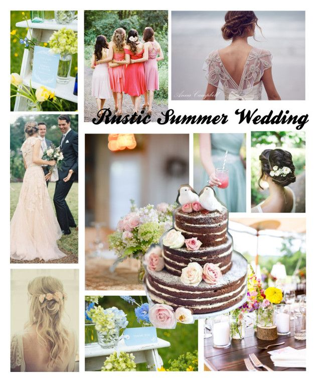 25+ Best Ideas About Rustic Summer Weddings On Pinterest