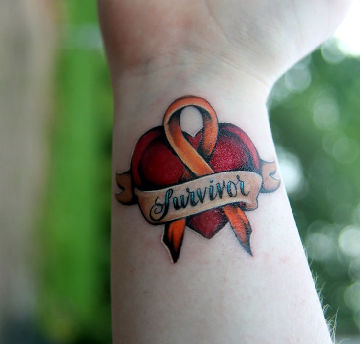 Survivor Tattoos: 7 Best Tats For The Heart Images On Pinterest