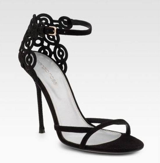 Sergio Rossi - gorgeous cocktail shoes!