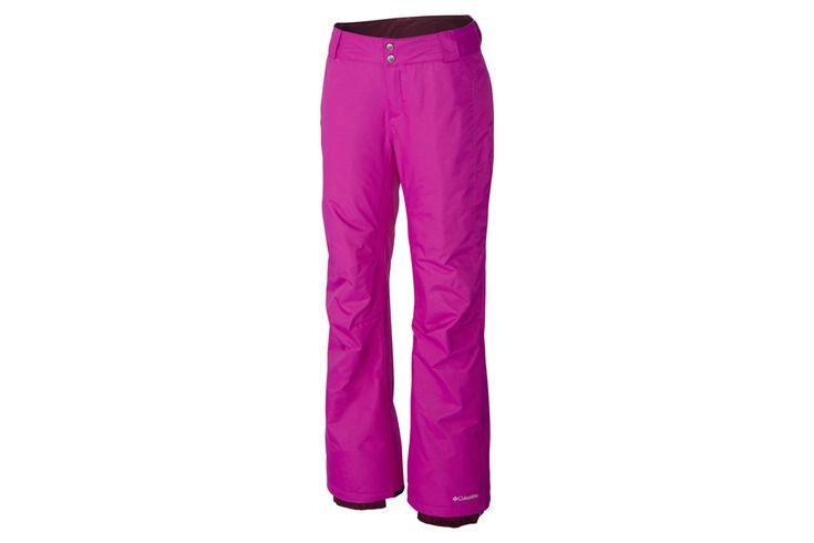 Pantalon doublé Columbia Bugaboo pant 2016 pour Femme : prix, couleur, avis Pantalon Columbia