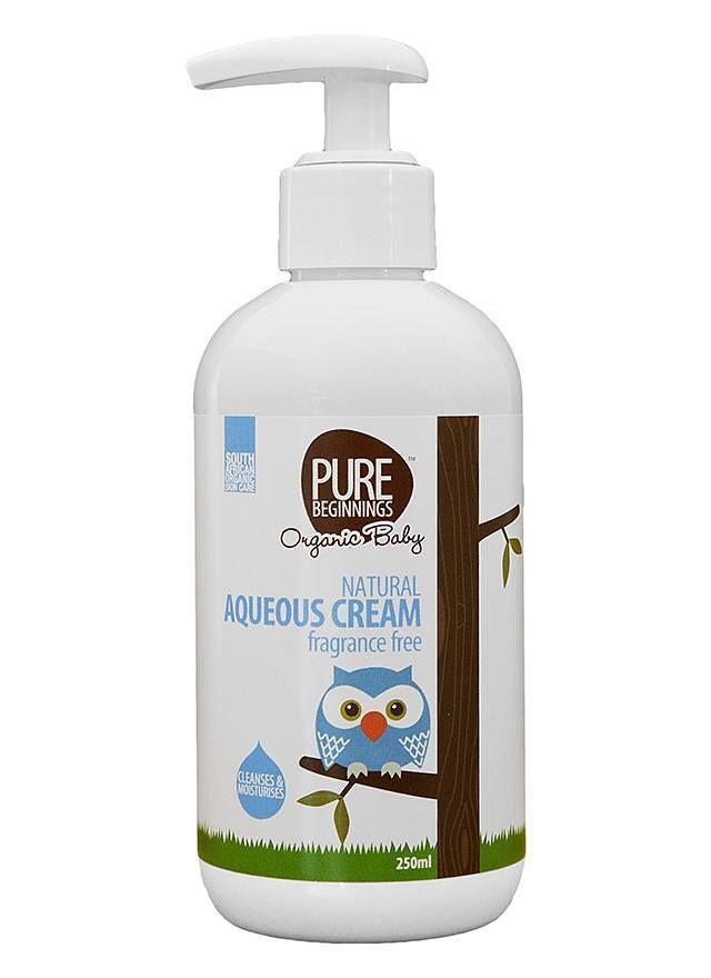 Pure Beginnings Natural Baby Aqueous Cream