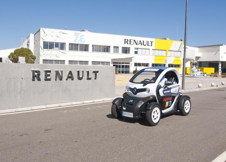 Twizy en FASA Renault