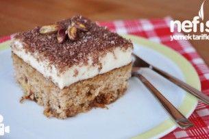 harika bir kek, mutlaka denemelisiniz.