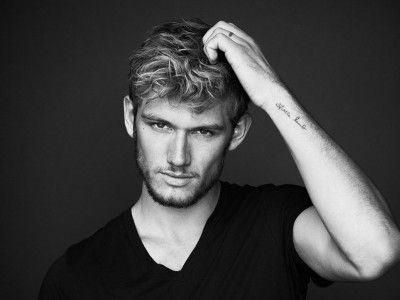 """Model/actor Alex Pettyfer -23- Hertfordshire, England; has appeared in films including """"Alex Rider: Operation Stormbreaker,"""" """"Magic Mike,"""" """"I Am Number 4"""" and """"Beastly."""" He started out as a model, working for brands such as Gap and Burberry. most recently he made audiences swoon in Endless Love."""