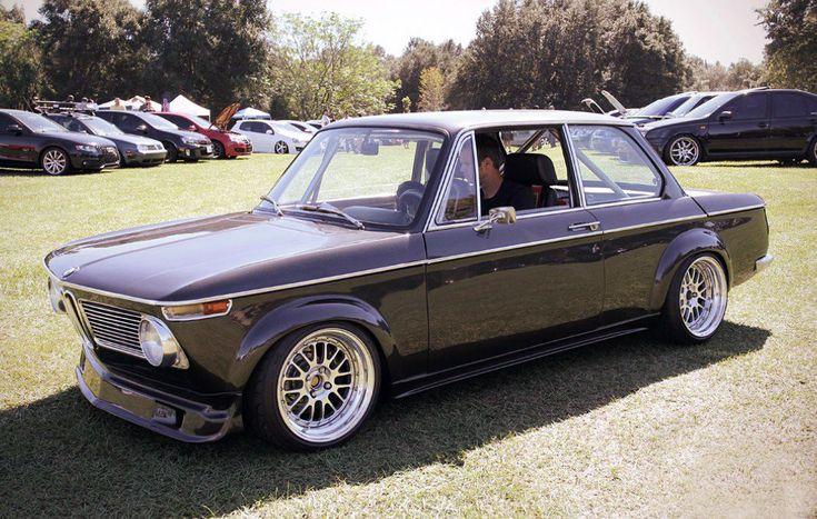 My buddy Branden's BMW 2002