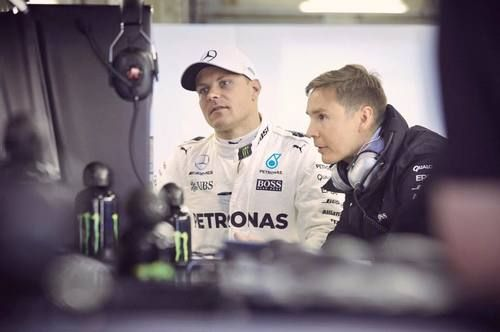 Well that was not a great Friday... I really feel for all the fans watching! Wasn't exciting for us either. Lets have a good qualifying day tomorrow! Valtteri Bottas, Finnish Formula 1 Driver, April 2017