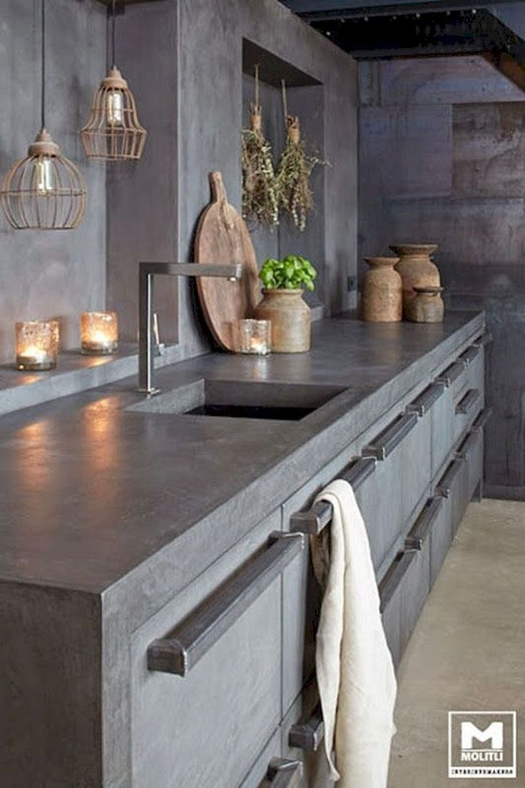 Perfectly Designed Modern Kitchen Inspiration 1