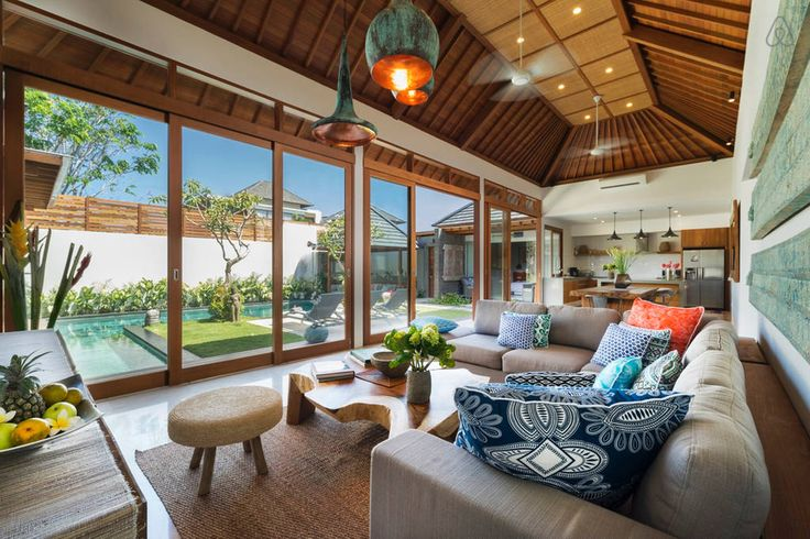 Check out this awesome listing on Airbnb: Stunning 4BR Villa in Seminyak in Seminyak