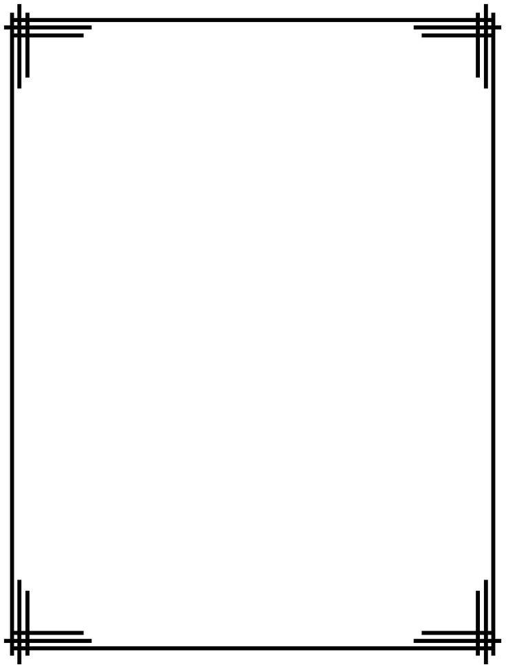 corner frames   The CorticalCafe Card Maker