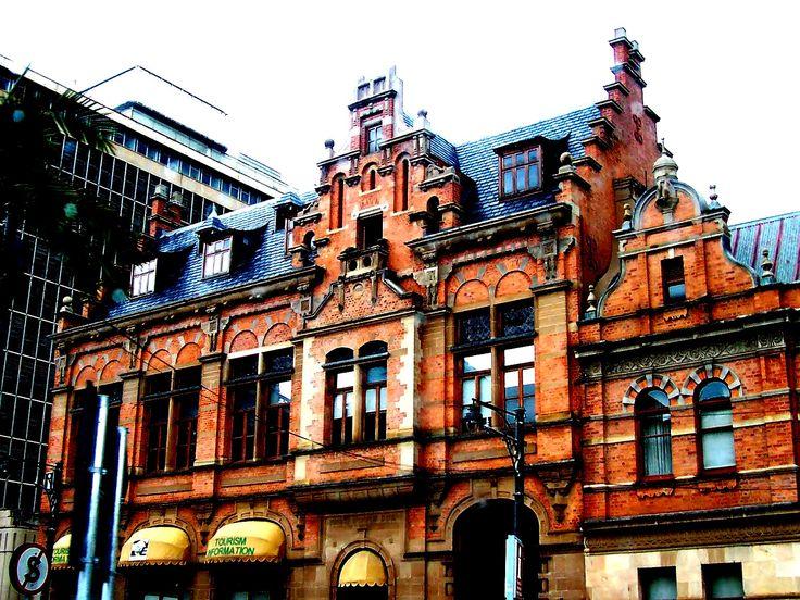 Dutch Colonial architecture - Pretoria, South africa